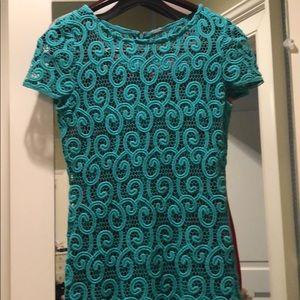 Eli tahari dress